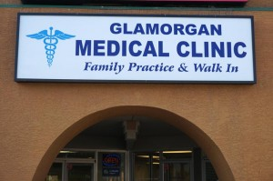 glamorgan-medical-clinic-sign