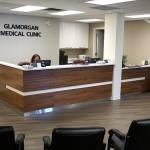 glamorgan-medical-reception